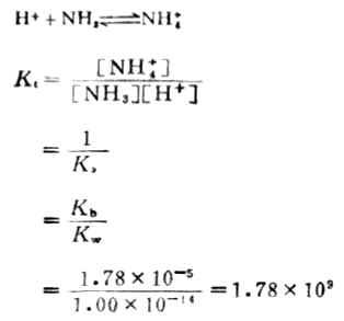 滴定的突跃范围不仅与酸碱浓度有关